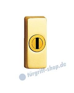 Schmalrahmen-Schutzrosette Classic mit Kernziehschutz in 6 Farben von Spitzer
