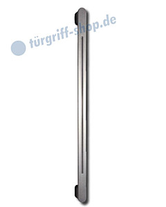 SG-129 Stossgriff Länge 700 mm Edelstahl von Werding