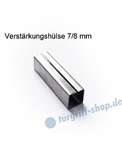 Verstärkungshülse 7/8 mm zum Ausgleich Drückerstift/Schlossnuss von Südmetall