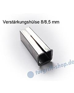 Verstärkungshülse 8/8,5 mm zum Ausgleich Drückerstift/Schlossnuss von Südmetall