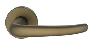 FSB 0510 Aluminium gestrahlt mittelbronzefarbig eloxiert
