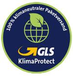 100% klimaneutraler Paketversand mit GLS KlimaProtect