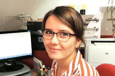 Türgriff Shop Schröder - Online Shop für Türgriffe - Frau Ostermann - Auftragsbearbeitung und Kundenbetreuung