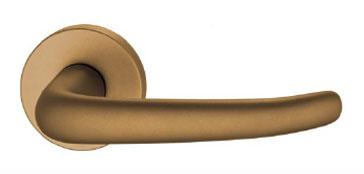 FSB Farbe Alu gestrahlt bronzefarbig eloxiert
