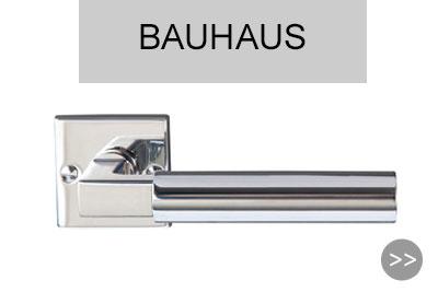 Beschläge im Bauhaus Stil