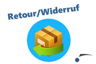 Retour / Widerruf