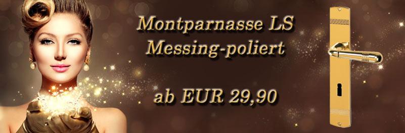 Super-Angebot Jado Langschild Montparnasse Messing-poliert