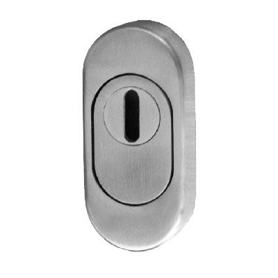 Schutzrosette oval