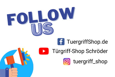 Folgen Sie uns